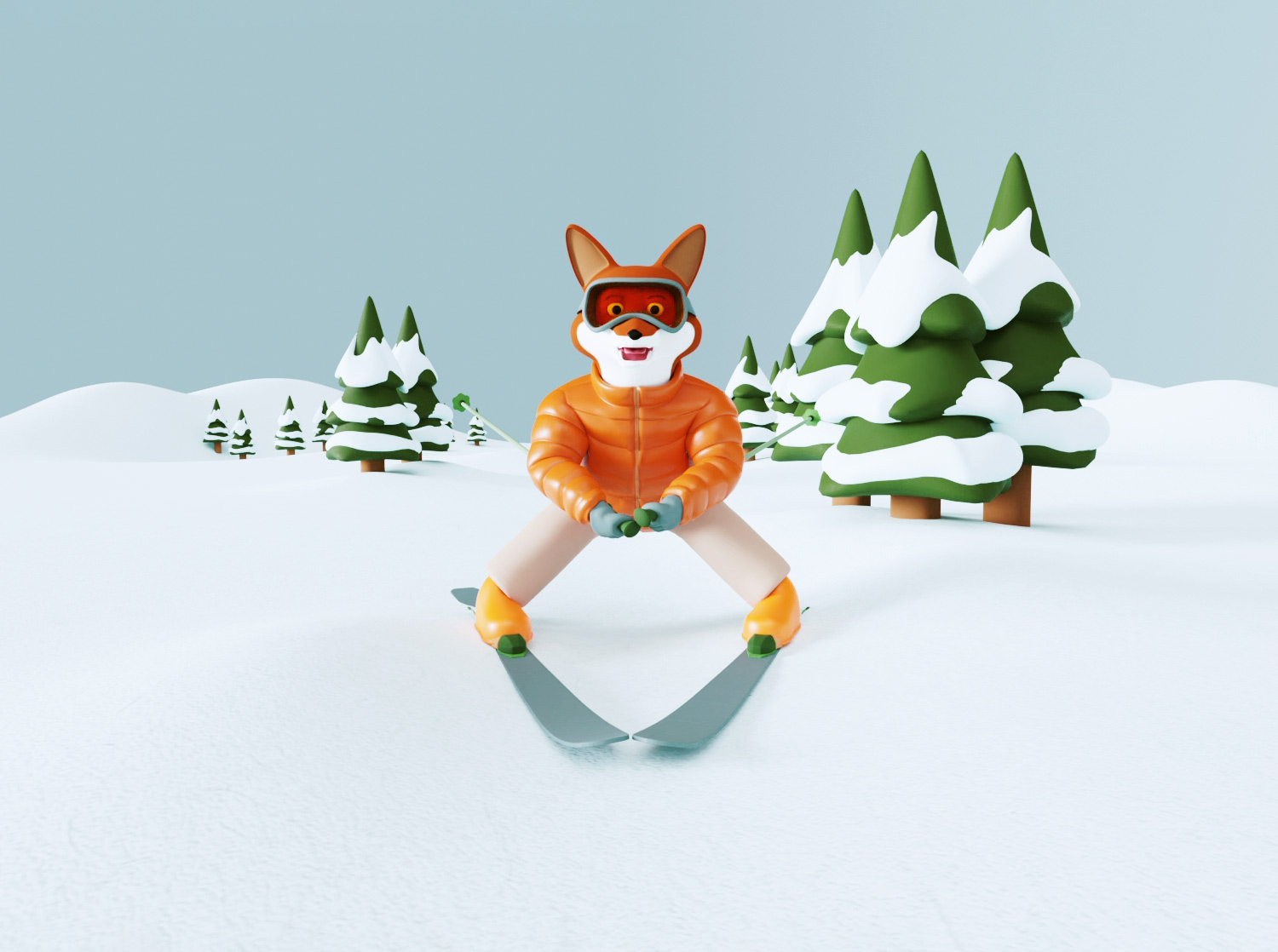 — An advent calendar to liven up the social networks of Tourism Office of Villars ski resort